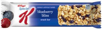 Special K® Kellogg's Blueberry Bliss Snack Bar