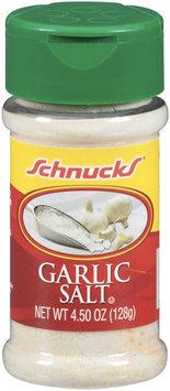 Schnucks  Garlic Salt 4.5 Oz Shaker