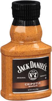 Jack Daniel's® Chipotle Mustard 9 oz. Bottle