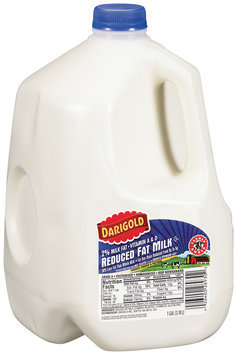Darigold® Reduced Fat 2% Milk Fat Vitamin A & D Milk 1 Gal Plastic Jug