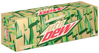 Caffeine Free Mountain Dew® 12 Pack 12 fl. oz. Cans