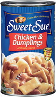 Sweet Sue® Chicken & Dumplings 48 oz. Can