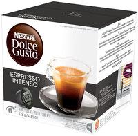 Nescafe® Dolce Gusto® Arabica & Robusta Espresso Intenso 16-8 g. Pods