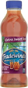 Tradewinds® Extra Sweet Tea 18.5 fl. oz. Plastic Bottle