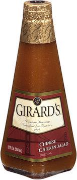 Girard's® Chinese Chicken Salad Dressing 12 fl. oz. Glass Bottle