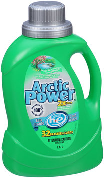 Arctic Power™ 2x Ultra HE Cold Water Spring Magic™ Liquid Detergent 1.47L Jug
