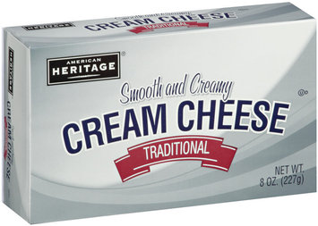 American Heritage® Cream Cheese 8 oz.
