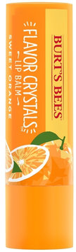 Burt's Bees Sweet Orange Flavor Crystals Lip Balm