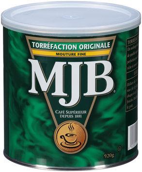 MJB® Classic Roast Fine Grind Coffee 32.45 oz. Canister