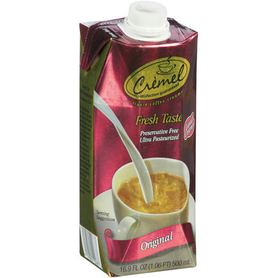 Cremel Original Liquid Coffee Creamer 16.9 fl. oz.