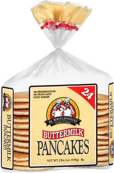 De Wafelbakkers Janssen & Meyer® Buttermilk Pancakes