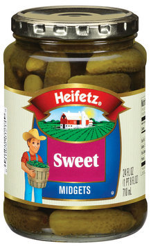 Heifetz Sweet Midgets 24 Fl Oz Jar