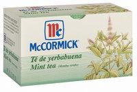 McMex Mint Tea Bags 25 Ct Box