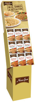 Near East® Variety Rice Pilaf 6 Case Display Pallet