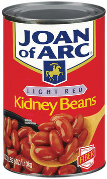 Joan of Arc Light Red Kidney Beans 40 Oz Can