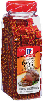 McCormick® Beef Flavored Bouillon Cubes