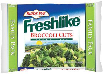 Freshlike Broccoli Cuts Family Pk Frozen Vegetables 24 Oz Bag