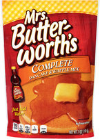 Mrs. Butterworth's® Complete Pancake & Waffle Mix 7 oz. Pouch