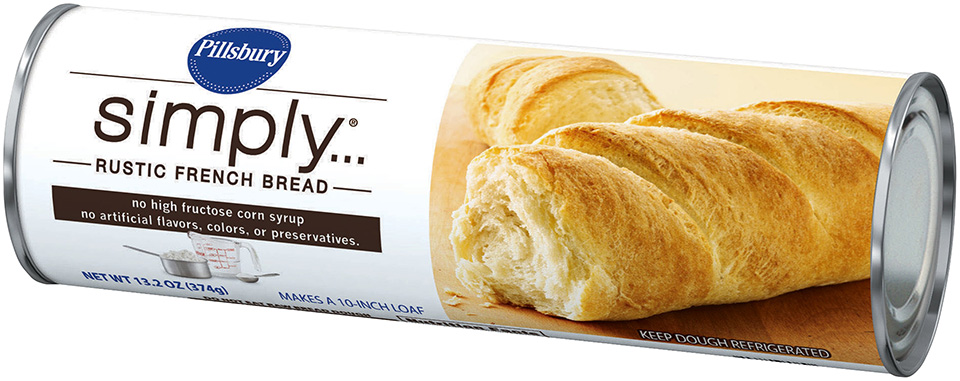Pillsbury simply® Rustic French Bread