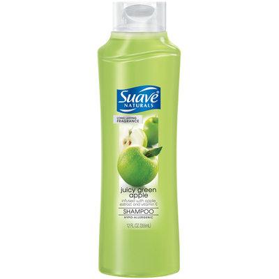 Suave® Naturals Juicy Green Apple Shampoo 12 fl. oz. Bottle