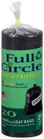 Full Circle® 39 Gal. Lawn and Leaf Bags 20 ct Bag