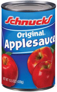 Schnucks Original Applesauce 15.5 Oz Can