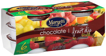 Marzetti® Chocolate Fruit Dip 6-2 oz. Cups