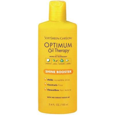 Optimum Care Shine Booster Oil Therapy 3.4 Oz