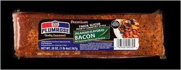 Plumrose® Premium Hearty Country Style Jalapeno Flavored Bacon