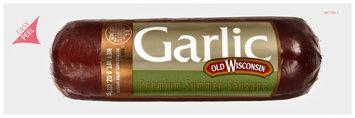 Old Wisconsin® Garlic Premium Summer Sausage 8 oz. Package