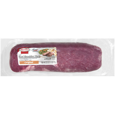 HORMEL ALWAYS TENDER Original Lean Beef Shoulder Filets 27.2 OZ WRAPPER