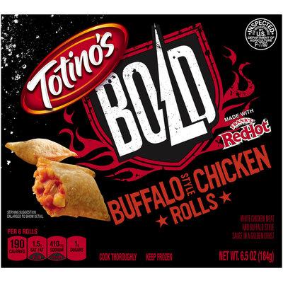Totino's Bold Buffalo Chicken Style Rolls
