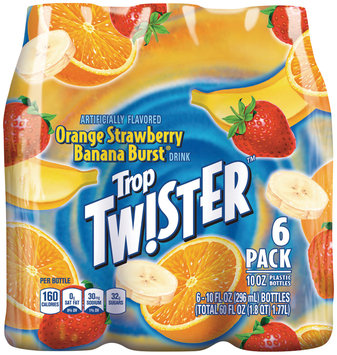 Trop Twister™ Orange Strawberry Banana Burst® Drink 96 fl. oz. Bottle