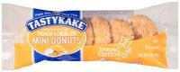 Tastykake® Spring Edition Peach Cobbler Mini Donuts 3.4 oz. Pack