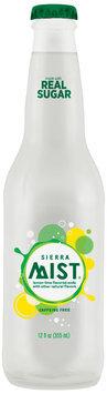 Sierra Mist® Made with Real Sugar 12 fl. oz. Glass Bottle