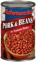 Schnucks In Tomato Sauce Pork & Beans