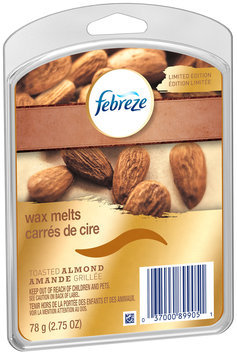 Wax Melt Febreze Wax Melts Toasted Almond Air Freshener (1 Count, 2.75 Oz)