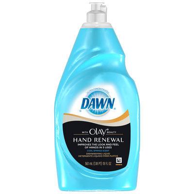 Dawn Hand Renewal Cool Springs Dishwashing Liquid