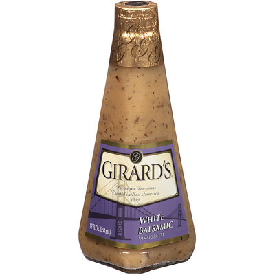 Girard's® White Balsamic Vinaigrette 12 fl. oz. Glass Bottle