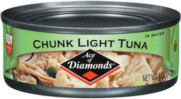 Ace of Diamonds Chunk Light In Water Tuna