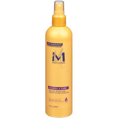 Motions® Nourish & Care Active Moisture Leave-In Detangler 12 fl. oz Bottle