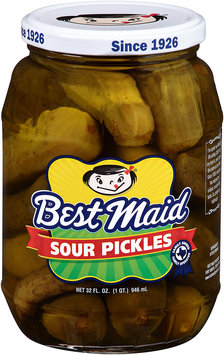Best Maid Sour Pickles