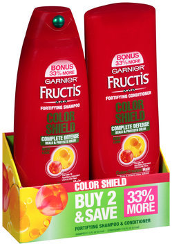 Garnier® Fructis® Color Shield Complete Defense Shampoo and Conditioner 2-Pack for Color Treated Hair