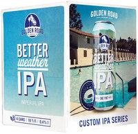 Better Weather IPA Beer 4 ct Box