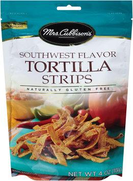 Mrs. Cubbison's® Southwest Flavor Tortilla Strips 4 oz. Pouch