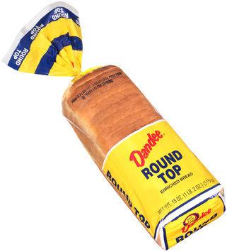 Dandee® Round Top Enriched Bread 18 oz. Bag
