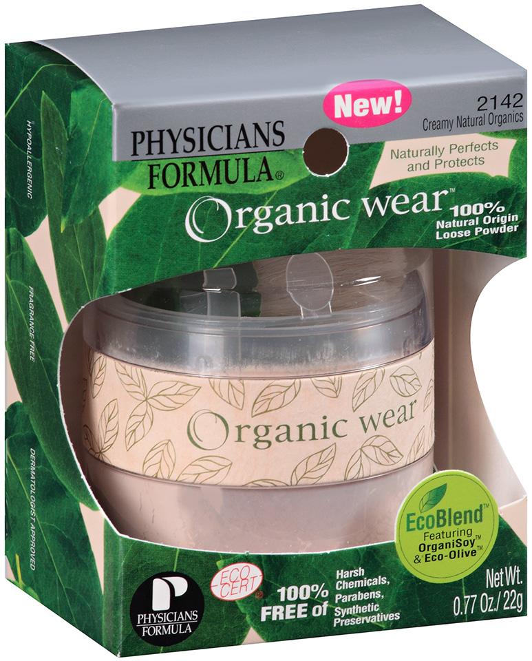 Organic Wear™ Creamy Natural Organics Loose Powder