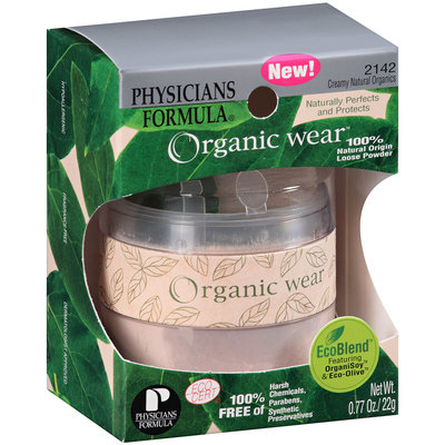 Organic Wear™ Creamy Natural Organics Loose Powder