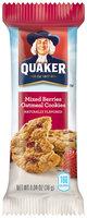 Quaker® Mixed Berries Oatmeal Cookie