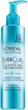 EverCurl Curl Care System Hydracharge Cleansing Conditioner Pump